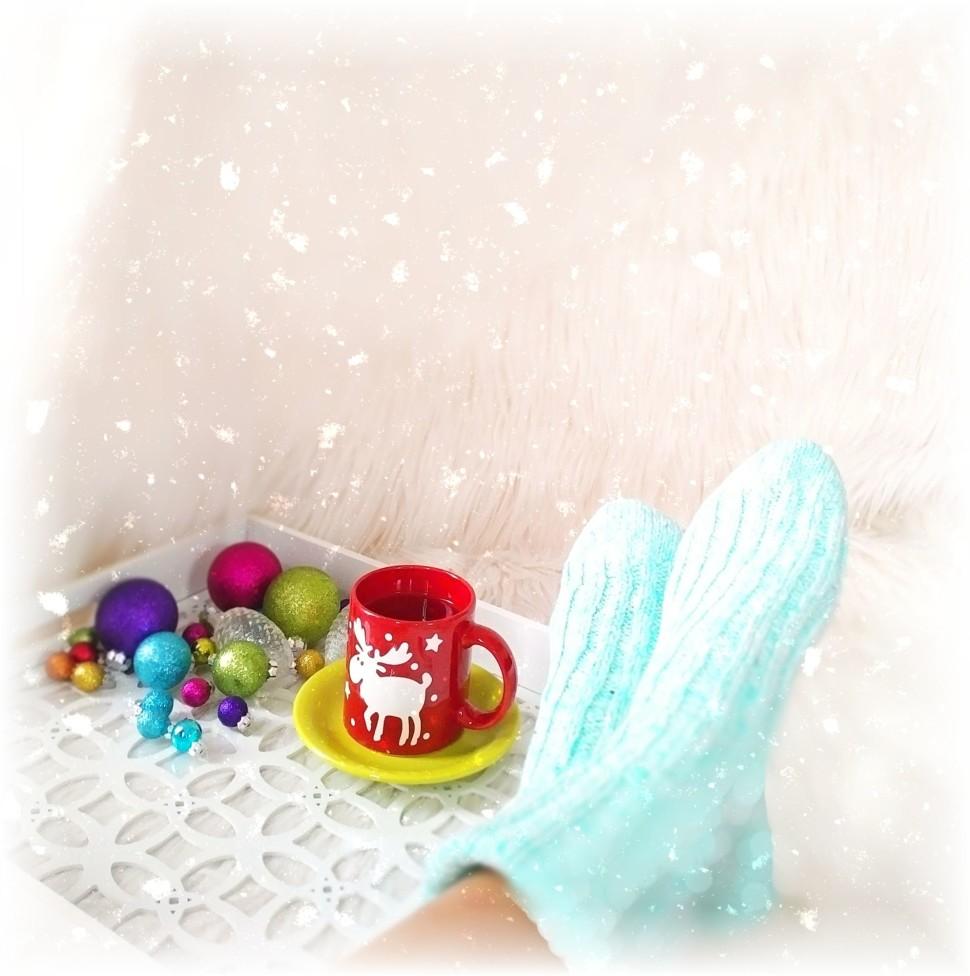 Vánoční pohoda místo úklidu